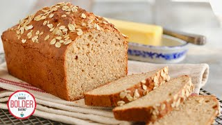 easy gluten free bread recipe without yeast
