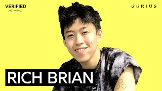 "Rich Brian ""Love In My Pocket"" Official Lyrics & Meaning 