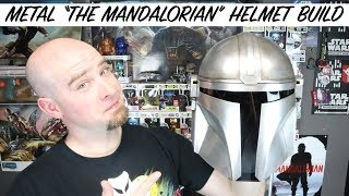 "METAL ""THE MANDALORIAN"" HELMET"