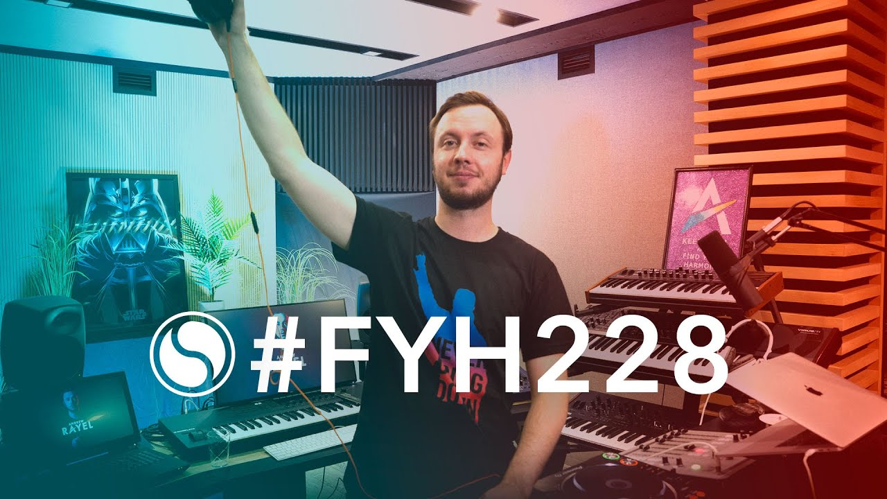 Andrew Rayel - Live @ Find Your Harmony Episode 228 (#FYH228) 2020