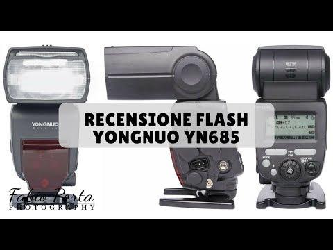 [ITA] Recensione flash Yongnuo YN685: possibile un buon flash a soli 95 Euro ?