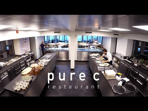 Video A day in Pure C Restaurant! - 4k - GoPro