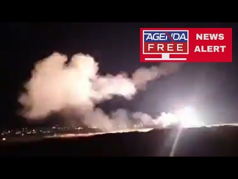 Israel Air Strikes On Syria Reported - LIVE COVERAGE Mp3