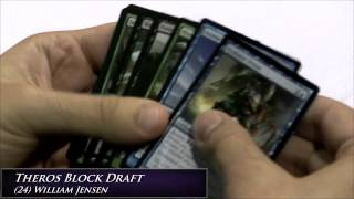 Grand Prix Atlanta 2014 - Draft #1 with William Jensen