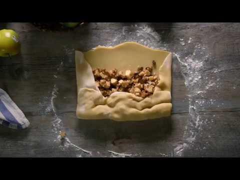 Rezept für Südtiroler Apfelstrudel