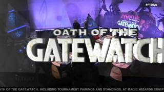 Pro Tour Oath of the Gatewatch Round 3 (Draft): Owen Turtenwald vs. Mike Sigrist
