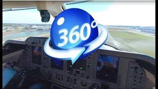 Landing in Naples, Florida 360!