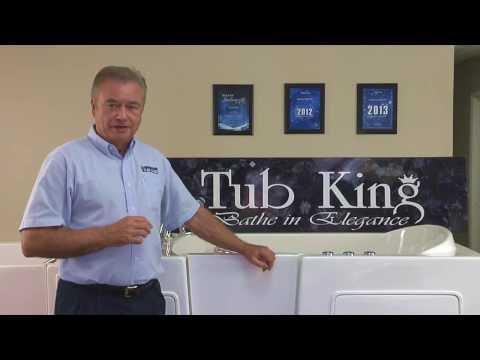 Walk-in Tub guarantee by Tub King