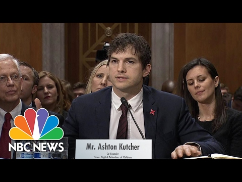 Ashton Kutcher: Every Citizen Has A Right To Pursue Happiness | NBC News