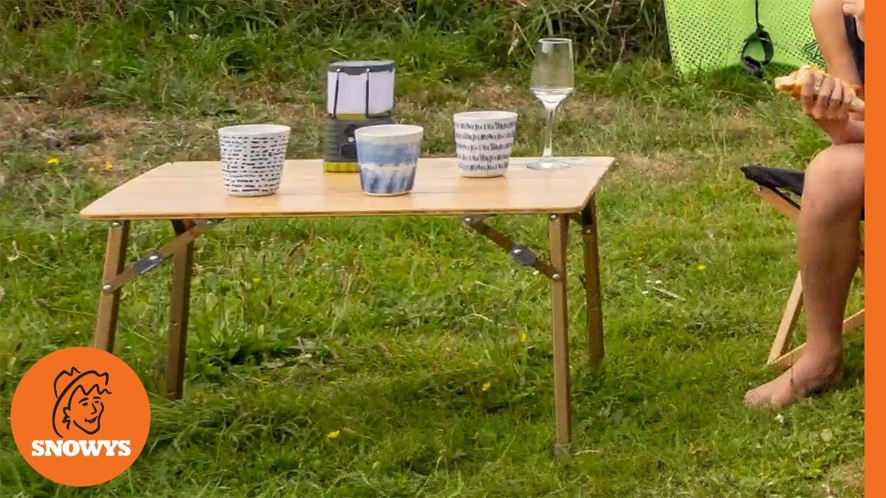 Kitpac Standard V2 Camp Table