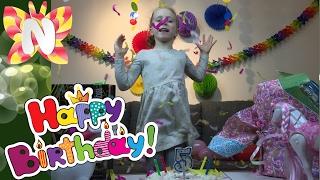 День Рождения Николь 🎂 распаковка Monster High куклы Игрушки Сюрпризы Birthday Party подарки Toys