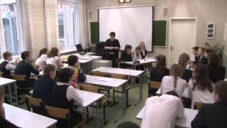 """2016_Открытый урок - дебаты - для 7 класса """"Нужен ли нам космос"""""""