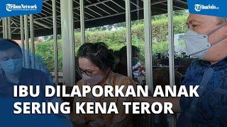 Detik-detik Ibu di Semarang Nangis Dilaporkan Anak ke Polisi Gara-gara Warisan, Akui Sering Diteror