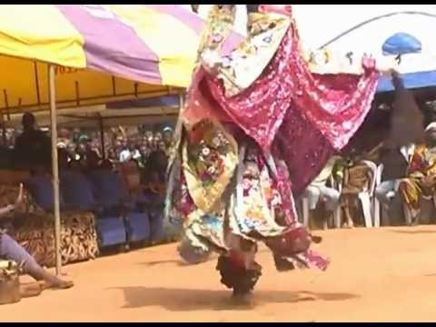 Goddess and Masquerade Dance in Epe - Festour