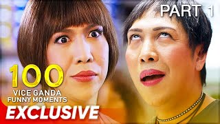 100 Vice Ganda Funny Moments | Part 1 | Stop Look and List It!