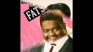 Poor Me  -  Fats Domino
