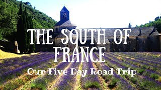 Five Day Road Trip   South of France