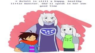 Siblingtale: Astell's New Friend (Endertale Comic Dub)
