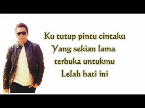 Sammy Simorangkir - Tak Mampu Pergi (lirik)