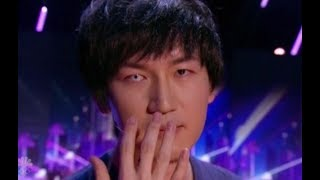 Will Tsai: Master Close-Up Magician Brings Dead Fish Back To Life   America's Got Talent 2017