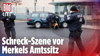 ?  Auto-Attacke auf Bundeskanzleramt   Meghan berichtet über Fehlgeburt   BILD BREAKING NEWS LIVE