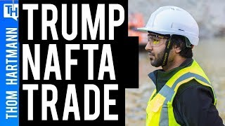 Trump's Trade Policy Will Hurt American Workers & Re-Elect Him?