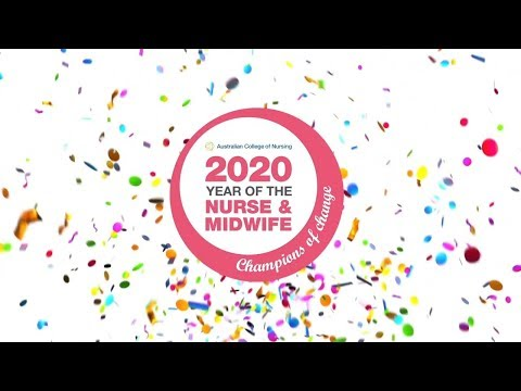 Let's celebrate 2020 Year of the Nurse & Midwife - together