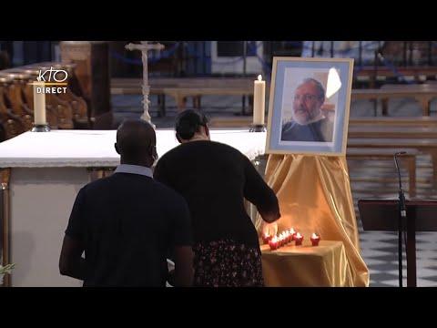 Veillée de prière pour le Père Olivier Maire