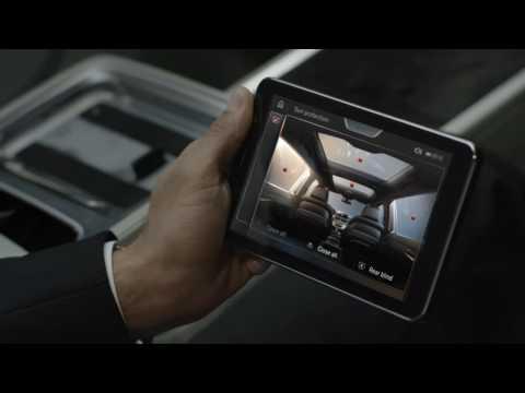 Bmw  7 Series G11 Седан класса F - рекламное видео 5