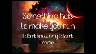 Don't Know Why - Norah Jones Lyrics