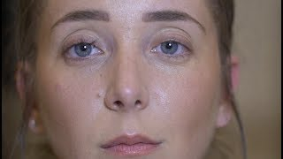 Giving Myself Eyelash Extensions