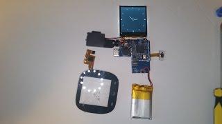 M26 Bluetooth Smart-Watch Teardown