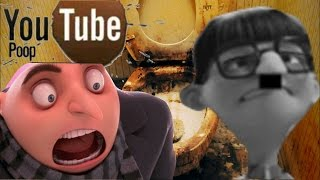YouTube Poop-Despicable Meme: Gru's constipated