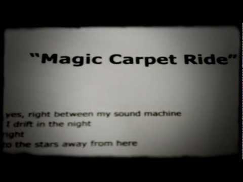 "Melanie Morgan  ""Magic Carpet Ride"""