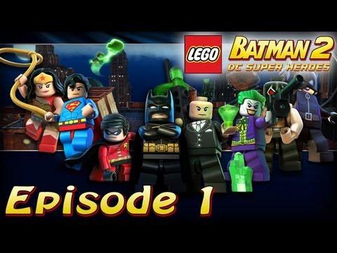 Vidéo LEGO Jeux vidéo XB360DCSHB2 : Lego Batman 2: DC Super Heroes XBOX 360