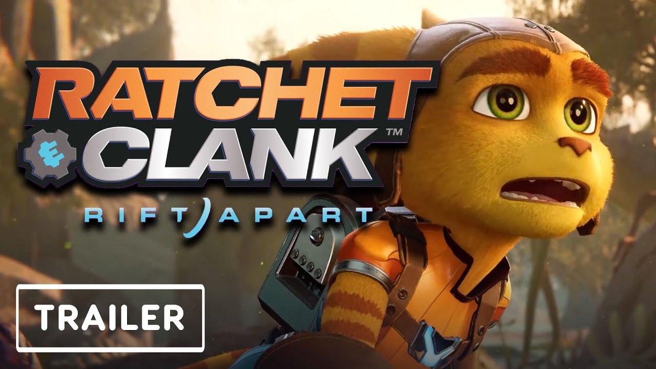 Trailer di Ratchet & Clank: Rift Apart