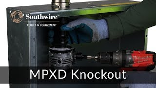 Southwire Knockout Punch Mpxd D