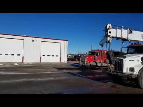 Bohn Pumpjack Picker & Crane Service video