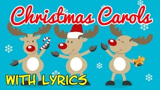 ♫ Christmas Carols for Children with Lyrics ♫ Christmas Songs for Kids with Lyrics Christmas