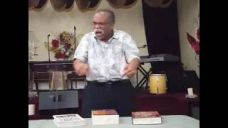 Clase de Apologética Clase # 3 parte 2 Dr Ramon Murray,Ph D , Th D Ed D IBASI