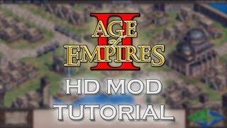Age of Empires II HD Mod Tutorial