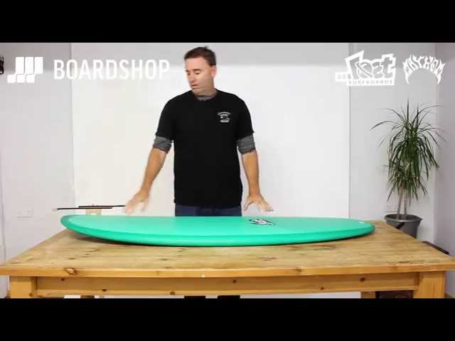 Lost Surfboards Bean Bag Surfboard Review by Matt Biolos