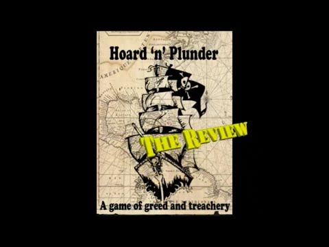 BGBC E77:  Hoard n Plunder The Review