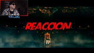 Anuel Aa - Hipócrita Feat. Zion    - Reaccion