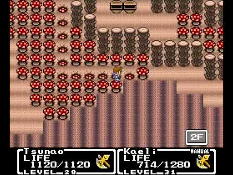 SNES Longplay [156] Final Fantasy: Mystic Quest (Part 3 of 4)