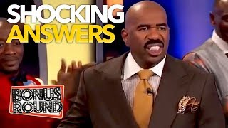 Video SHOCKING ANSWERS On Family Feud That Will Make You Laugh! Bonus Round MP3, 3GP, MP4, WEBM, AVI, FLV September 2019
