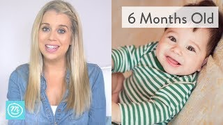 6 Months Old: What to Expect - Channel Mum