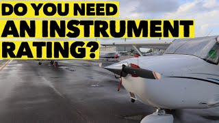 You Should Get An Instrument Rating, Here Are 4 Reasons Why