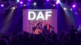 DAF – Als Wär's Das Letzte Mal (Hamburg 2017)