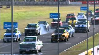 Touring_Car_Masters - Queensland2013 Race 2 Full Race